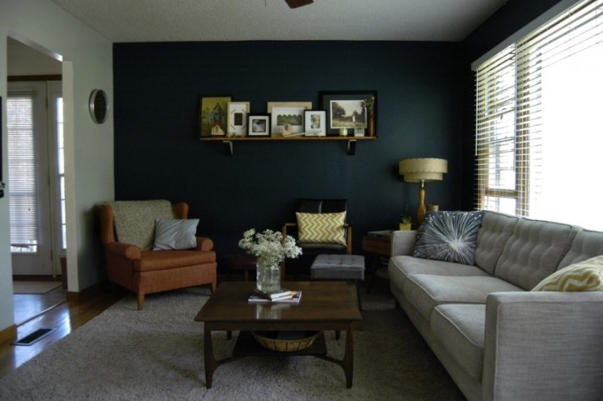 Wall Accent Paint