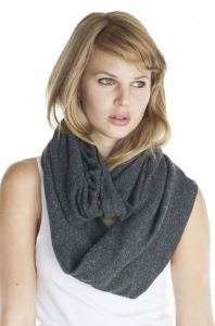 Thermal organic scarf